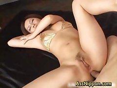 Double Penetration Asian Porn Clip part5