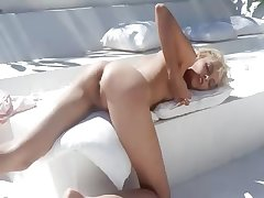 bewitching dream of beautiful wow blonde