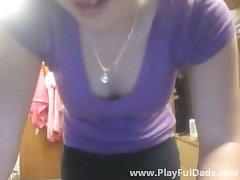Pervert Teen on webcam
